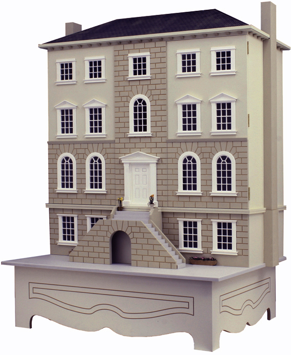 Collectors Dolls House   Medium Dolls Houses Wooden Dolls Houses Dolls  House Furniture Uk Barbara S